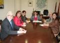 Ciudad Real: La consejera de Fomento se reune con las alcaldesas de Ciudad Real y Miguelturra para estudiar las alternativas de conexión entre ambas localidades