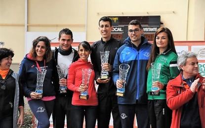 Gemma Arenas y Mohamed Massat triunfan en la XI Urbana de Ciudad Real