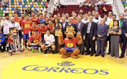 """Los """"Hispanos"""" vuelven al Quijote Arena para enfrentarse al combinado de Túnez"""
