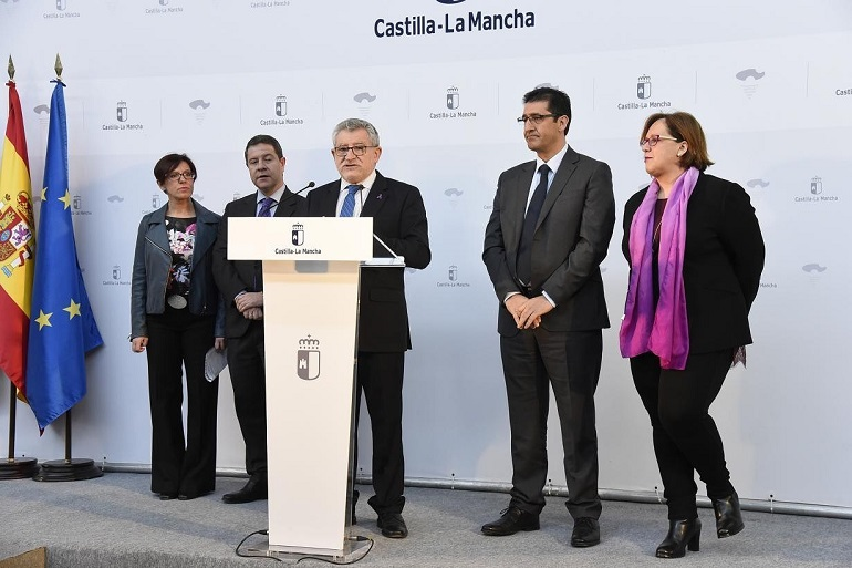 Miguelturra El nuevo colegio público estará en funcionamiento para el próximo curso 2018-2019