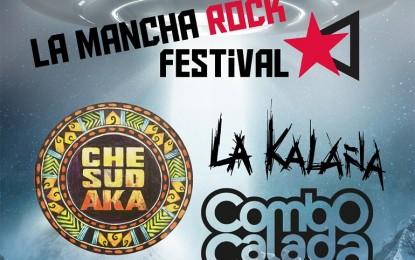 """Miguelturra: Puestas a la venta las entradas para """"La Mancha Rock Festival"""" que se celebra este sábado en el CERE"""