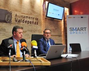 Valdepeñas será una de las primeras Ciudades Inteligentes de España con 'Smartdpeñas'
