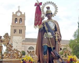 Aldea del Rey celebra a partir de este viernes la festividad de su patrón San Jorge Mártir