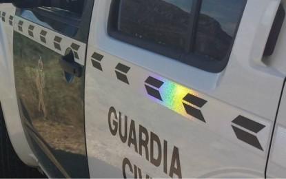 Bolaños: Tres detenidos por la Guardia Civil por robo con violencia e intimidación