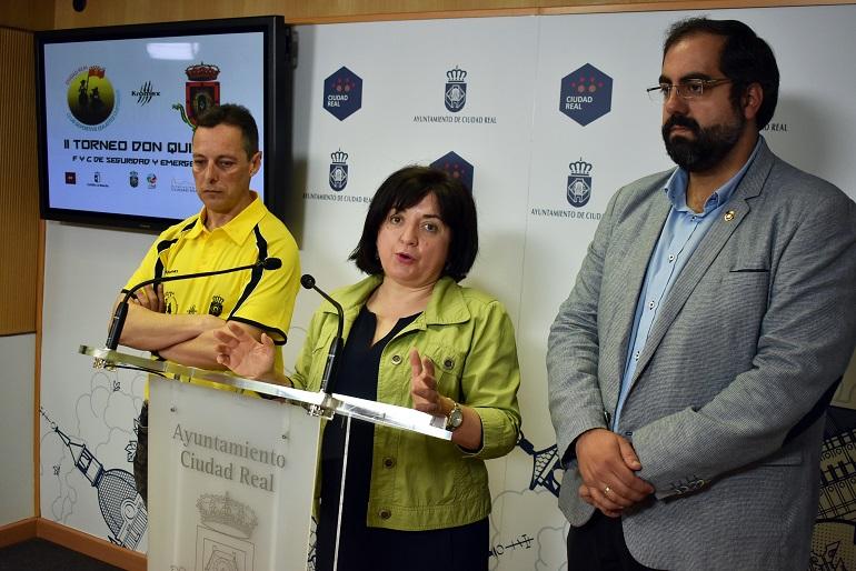 Ciudad Real El II Torneo Don Quijote reunirá a más de 200 deportistas de los Cuerpos de Seguridad del Estado