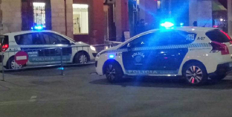 Ciudad Real Una llamada de los vecinos a la Policía Nacional facilita la detención de un hombre que agredió a su pareja