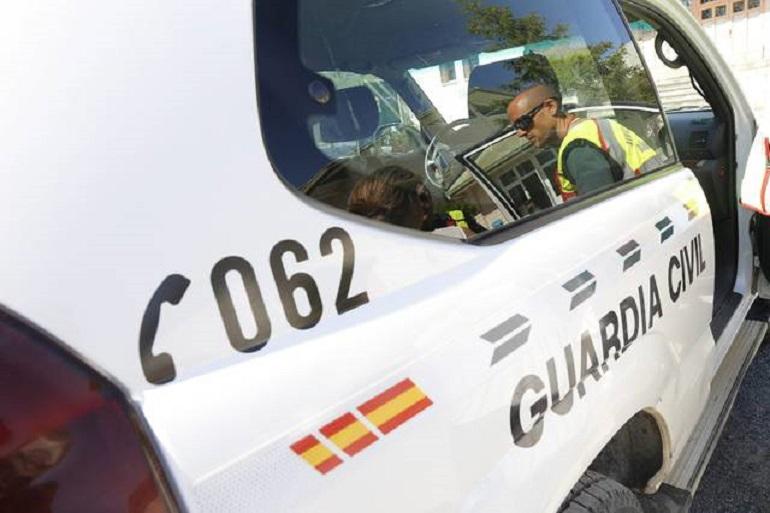 Detenidas cuatro personas por la Guardia Civil como presuntas autoras de robos en viviendas en varios municipios de la provincia