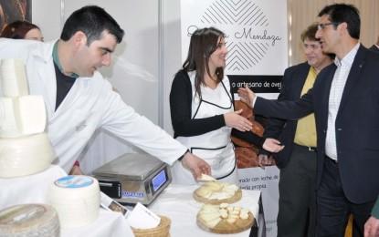 """Herencia acoge una nueva edición de  """"Los Sabores del Quijote, Productos y Platos de Nuestra Tierra"""", dedicada al queso manchego"""