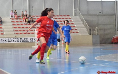 María Téllez Guzmán, del Almagro FSF, nominada al Balón de Castilla La Mancha 2018