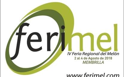 """Membrilla acogerá del 2 al 4 de agosto la IV Feria Regional del Melón """"Ferimel 2018"""""""