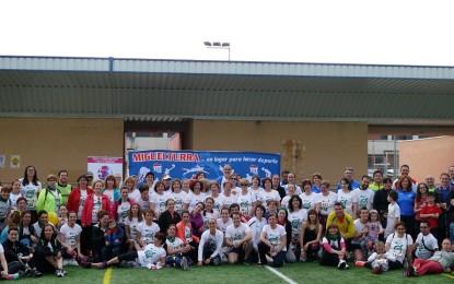 Miguelturra celebró la VI Edición de la Carrera de la Mujer con numerosa participación