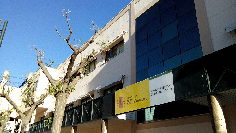 Oficina de Desempleo en Ciudad Real