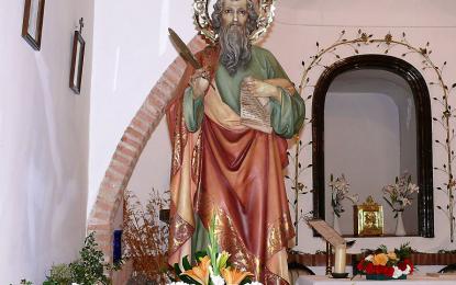Peralvillo celebra sus fiestas en honor a San Marcos este fin de semana
