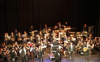 """Puertollano: Irrepetible concierto de Mocedades y la Banda Sinfónica en el Auditorio Municipal de """"Pedro Almodóvar"""""""