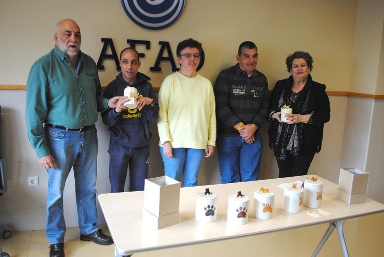 Valdepeñas crea un servicio de incineración de mascotas individual para conservar las cenizas