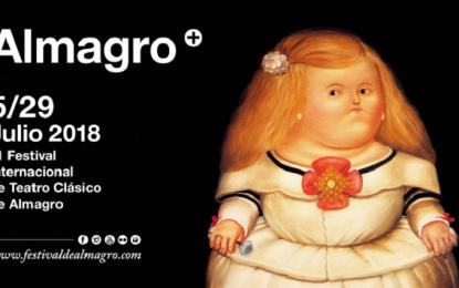Almagro: Arranca la 41 Edición del Festival Internacional de Teatro Clásico de Almagro