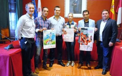 """Almagro: Presentado el """"Ecorace XIV Medio Maratón Ciudad de Almagro"""""""