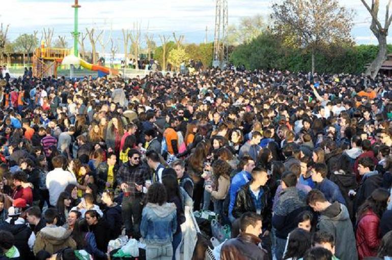 Ciudad Real El Colectivo Estudiantil ha solicitado al rectorado de la Universidad el poder celebrar sus cervezadas dentro del campus