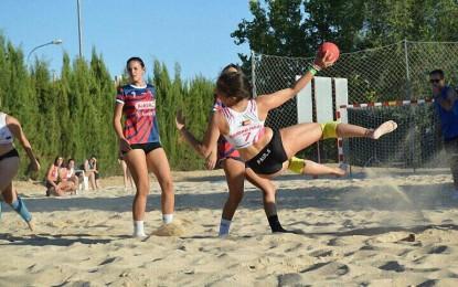 Ciudad Real: Un año más la Playa del Vicario acogerá el Arena Handball Tour
