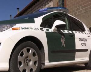 La Guardia Civil detiene a cuatro personas como presuntos autores de seis delitos de robo en casas de campo