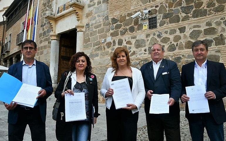 Torralba de Calatrava Maria Antonia Álvaro exige a Page que atienda de una vez las necesidades sanitarias que vienen solicitando desde hace más de tres años