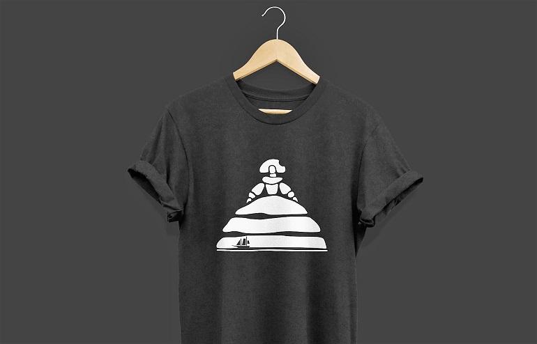 Almagro Miriñaque es el diseño ganador de la camiseta de la 41 Edición del Festival Internacional de Teatro Clásico
