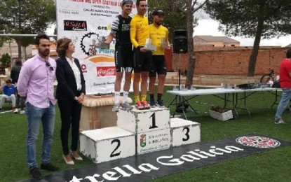 "Bolaños celebró la ""BTT Maratón Calatrava Extreme"" que se llevó Antonio Ximénez al sprint"