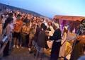Carrión de Calatrava: La Noche de Leyenda de Calatrava la Vieja registró un éxito absoluto una vez más