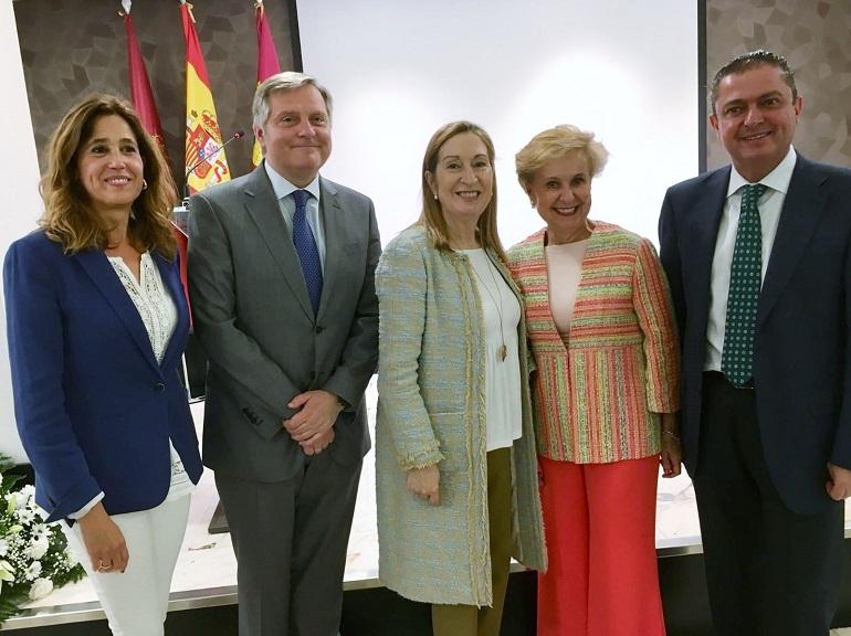 Ciudad Real Ana Pastor no se descarta como una posible opción a liderar el PP
