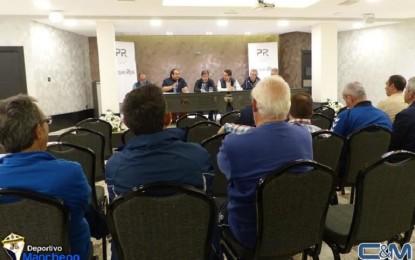 Ciudad Real: El Deportivo Manchego se disuelve y negocia con el CD Manchego Ciudad Real su integración en el mismo