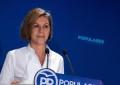 """Cospedal quiere presidir el PP nacional para ser la """"primera mujer presidenta de España"""""""