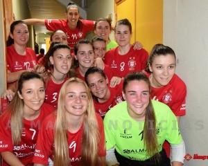 El Almagro FSF finaliza una temporada espectacular aunque le faltó la guinda del ascenso