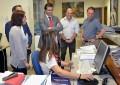 La Diputación Provincial de Ciudad Real instalará puntos de conexión digital en todos los pueblos y pedanías de la provincia