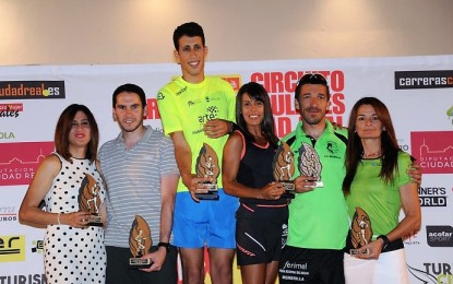 La campeona internacional Gemma Arenas se alza con el triunfo en la VIII Carrera Nocturna Villa de Piedrabuena