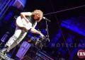 Más de cuatro mil personas disfrutaron del concierto de Rosana en Ciudad Real