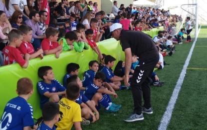 Miguelturra: Casi un millar personas en las ll Jornadas de Convivencia Futbolística