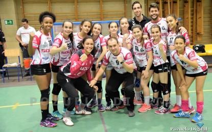 El BM Manzanares y el Soliss BM Pozuelo, segundas y cuartas respectívamente en el Campeonato de España 2018 de Balonmano Infantil Femenino