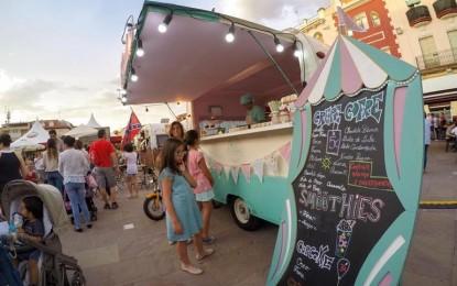 """Valdepeñas: Fin de semana con los """"Food Trucks"""", música en directo y show cooking"""