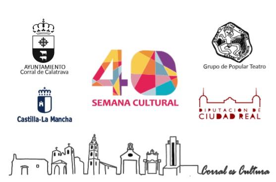 40Edición Semana Cultural Corral de Calatrava Guía Final