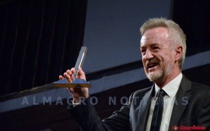 """Almagro: El actor Carlos Hipólito recibe el """"18 Premio Corral de Comedias"""" con el que se inaugura el Festival Internacional de Teatro Clásico"""