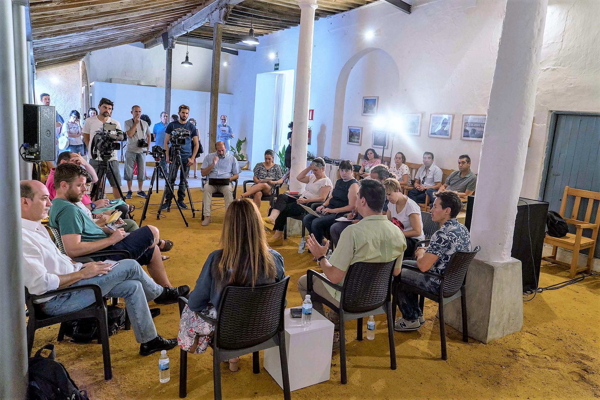Balance del 41 Festival Internacional de Teatro Clásico de Almagro a cargo de su director, Ignacio García.
