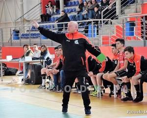 Carlos Martínez será el técnico que dirija el conjunto senior masculino del Soliss BM Pozuelo