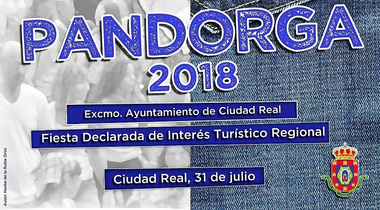 Ciudad Real ya tiene todo preparado para celebrar la Pandorga 2018!