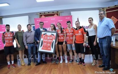 El BM Pozuelo seguirá un año más con el sponsor de Seguro Soliss