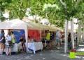 """La Asociación Pequeño Comercio de Miguelturra celebró este fin de semana una nueva edición del """"Comercio y Artesanía en la Calle"""""""