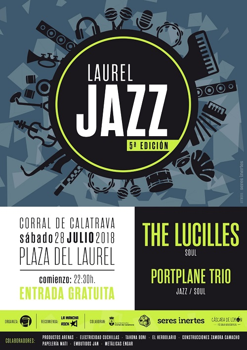 Laurel Jazz Corral de Calatrava 500