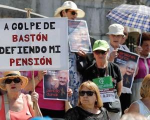Los pensionistas recibirán el próximo 27 de julio los atrasos de la subida de las pensiones con caracter retroactivo al uno de enero