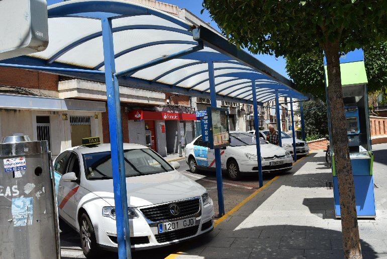 Los taxistas de Ciudad Real se suman a las protestas contra las VTC