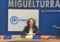 Miguelturra: El PP miguelturreño denuncia que la alcaldesa, Victoria Sobrino, se salta las ordenanzas municipales con un decretazo