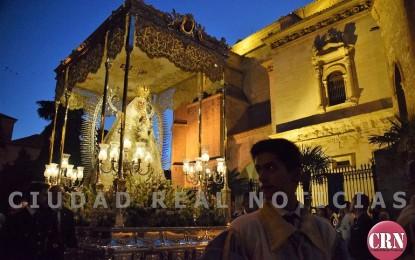 Ciudad Real: Miles de devotos procesionaron junto a la Virgen del Prado
